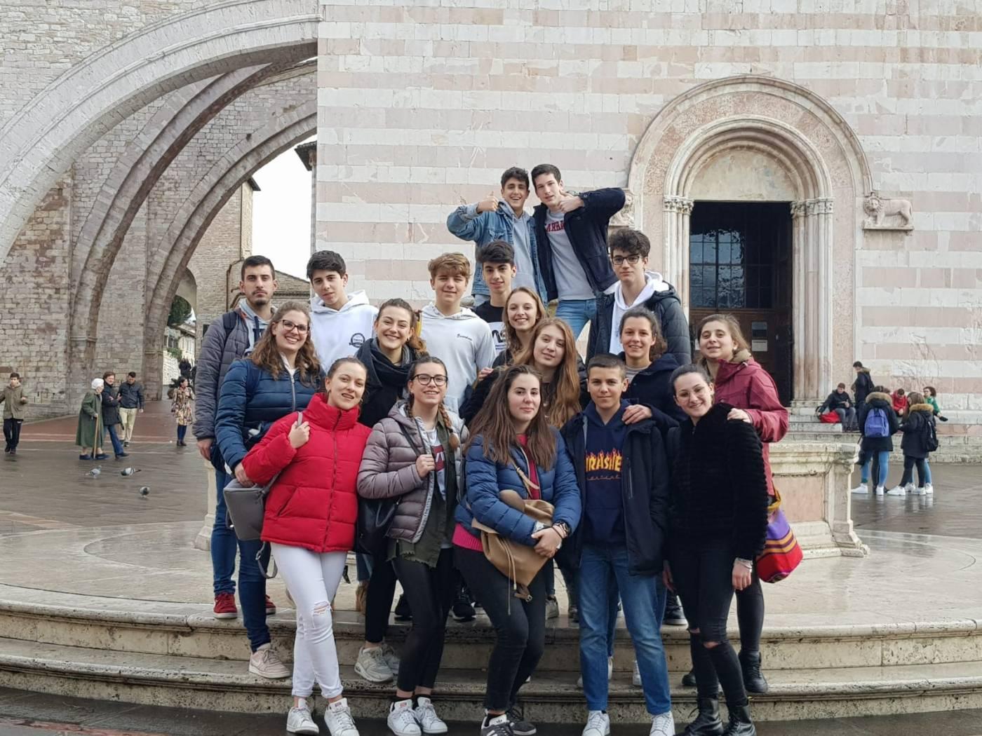Corso adolescenti Assisi 2019